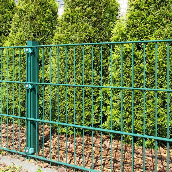 Doppelstabmatte 60cm, grün