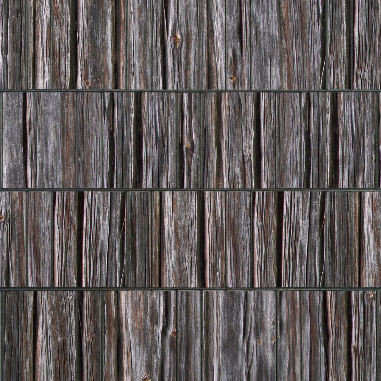 Sichtschutzstreifen Bedruckt Motiv Holzbohlen Sichtschutz Welt De