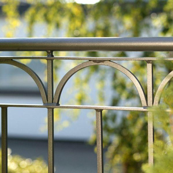 Zaunelement - Metallzaun Goethestraße H: 90cm