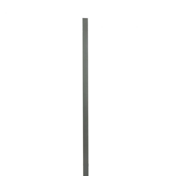 Pfosten quadratisch 60mm, Höhe 120 cm