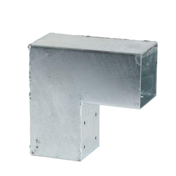 Cubic Eckbeschlag 90°, 2 Pfosten