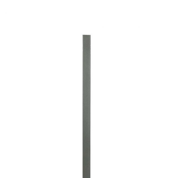 Pfosten Pforte/Tor 100mm quadratisch, Höhe 90 cm