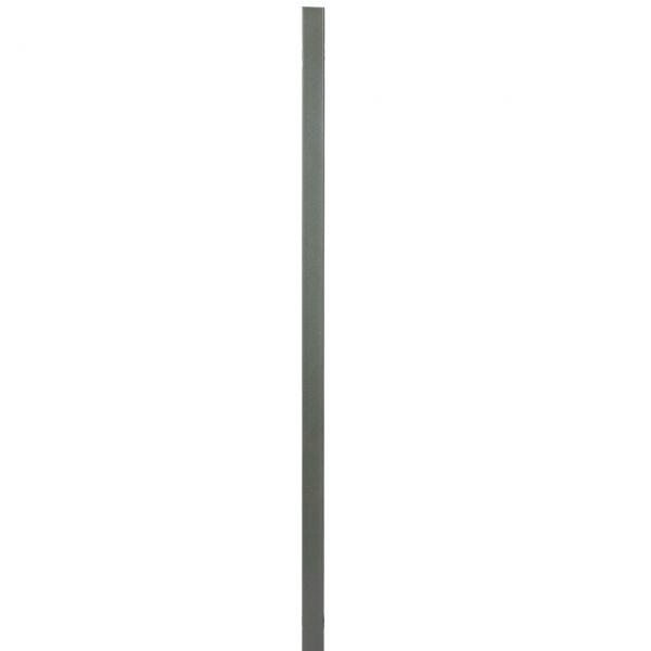 Pfosten Pforte/Tor 80mm quadratisch, Höhe 150 cm