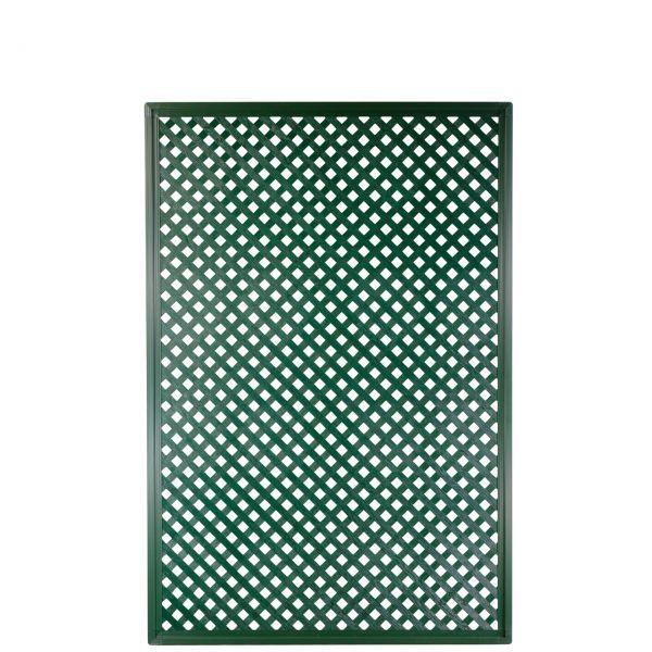Sichtschutzwand Kunststoff, Coventry-Diamant