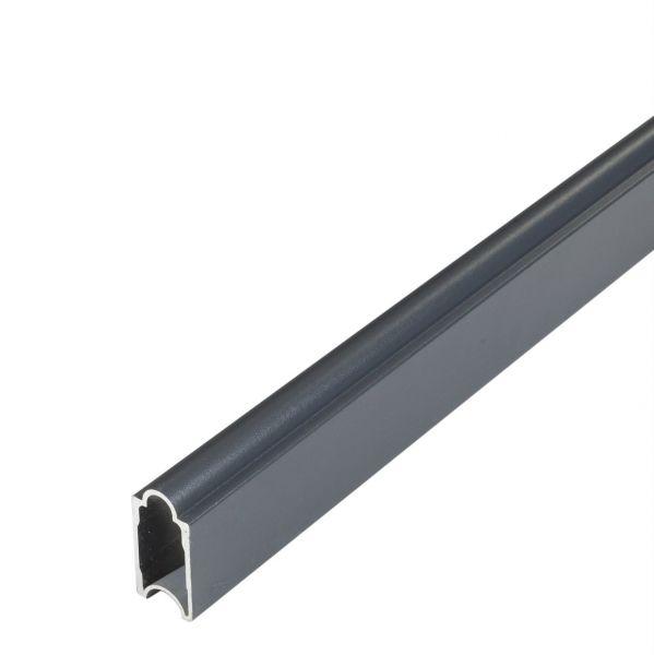 Aluminium-Profil Bambus Steckzaun YiNG